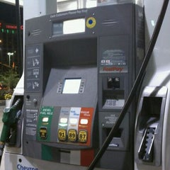 Photo taken at Chevron by TJ M. on 10/9/2011