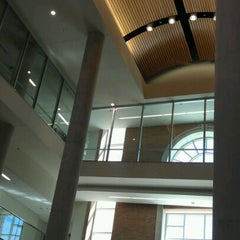 Photo taken at Life Sciences Complex by Jennifer G. on 9/6/2011