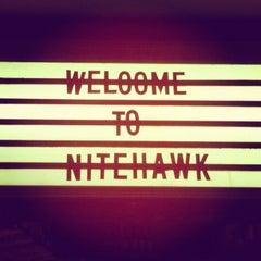 Photo taken at Nitehawk Cinema by Calvin T. on 11/4/2011