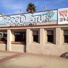 Photo taken at Good Stuff Restaurant by Sheila V. on 1/15/2012