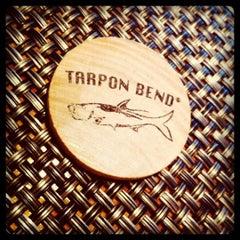 Photo taken at Tarpon Bend Raw Bar & Grill by Mike B. on 10/7/2011