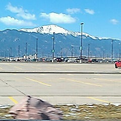Photo taken at Colorado Springs Airport by Michelle K. on 3/29/2011