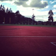Photo taken at Regional Athletic Complex by Hoa D. on 6/20/2012