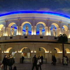 Photo taken at Caesars Atlantic City Hotel and Casino by Kyle M. on 2/26/2012