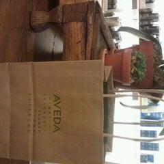 Photo taken at Aveda by Mayra C. on 11/10/2011