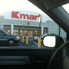 Photo taken at Kmart by Michael A. on 4/23/2012