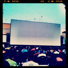 Photo taken at Cine La Esperanza by Julio L. on 8/13/2012
