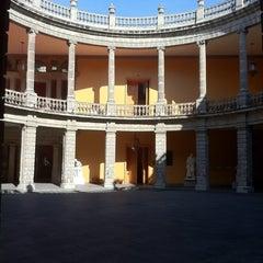 Photo taken at Museo Nacional de San Carlos by Ana C. on 7/20/2011