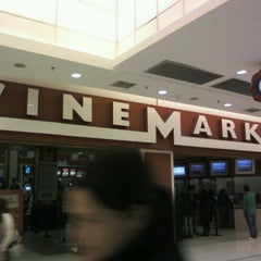 Photo taken at Cinemark by Renan A. on 3/31/2012