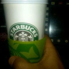 Photo taken at Starbucks by Carl W. on 5/13/2011