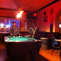 Photo taken at Half Court Sports Bar by thecoffeebeaners on 12/3/2011