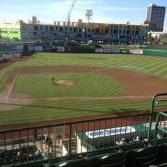 Photo taken at Fort Wayne TinCaps Baseball by Joseph W. on 6/14/2012
