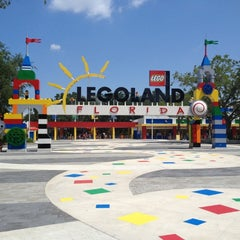 Photo taken at LEGOLAND® Florida by Dale G. on 5/10/2012