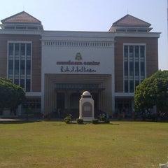 Photo taken at Pondok Pesantren Modern Islam (PPMI) Assalaam by Ayu Dyah U. on 8/9/2012