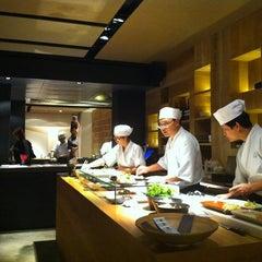 Photo taken at El Japonés Tragaluz by MICKY R. on 11/7/2011