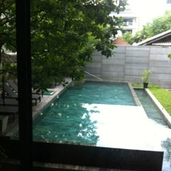 Photo taken at LUXX XL Hotel by aramis on 7/21/2012