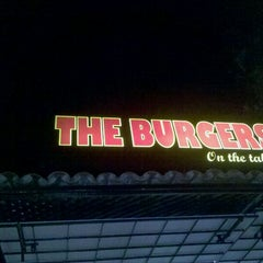 Photo taken at The Burgers on the table by Bruno M. on 8/15/2011