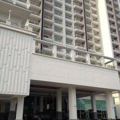 Photo taken at Kantary Hotel Kabinburi by Pangzei on 4/22/2012
