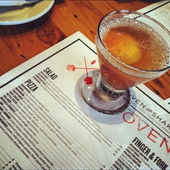 Photo taken at Oven & Shaker by Doniree W. on 4/6/2012