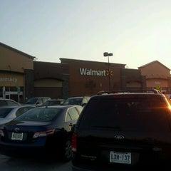 Photo taken at Walmart Supercenter by Daniel T. on 10/25/2011