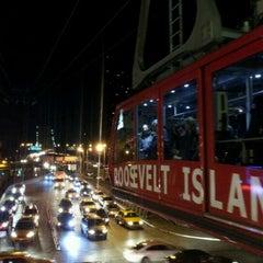 Photo taken at Roosevelt Island Tram by Greg H. on 1/29/2012