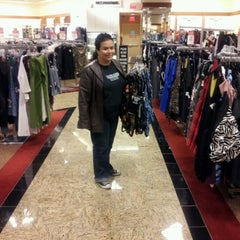 Photo taken at Century 21 Department Store by manny c. on 1/1/2012