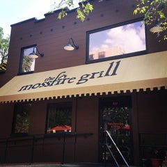 Photo taken at Mossfire Grill by Carlos G. on 5/15/2012
