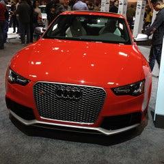 Photo taken at Washington D.C. Auto Show by P on 1/28/2012