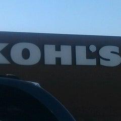 Photo taken at Kohl's by Paul J. on 3/28/2012