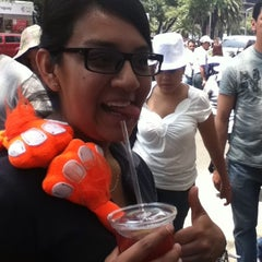 Photo taken at Feria de las Culturas Amigas by Lalo T. on 5/28/2012