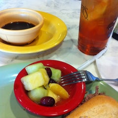 Photo taken at McAlister's by Ashley P. on 7/7/2011