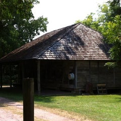 Photo taken at Melrose Plantation by Allison M. on 6/29/2012