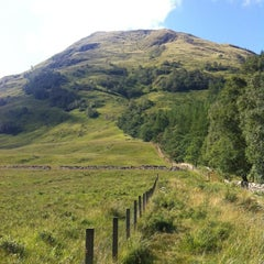 Photo taken at Glencoe Visitors Centre by Marco L. on 8/19/2012