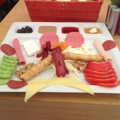 Photo taken at Cafetein by Mustafa K. on 6/12/2012