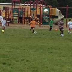 Photo taken at Westbriar Elementary School by Weam K. on 5/8/2012