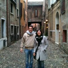 Photo taken at Via delle Volte by Valentina B. on 4/10/2012