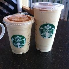 Photo taken at Starbucks by Kimberly S. on 3/11/2012