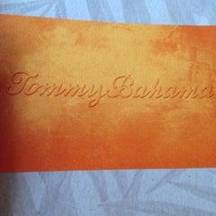 Photo taken at Tommy Bahama Store & Restaurant by Jen J. on 6/14/2012