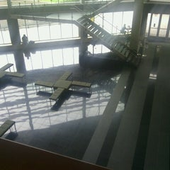 Photo taken at College of Business (BSN) by Selwyn B. on 6/19/2012