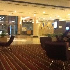 Photo taken at Novotel Atlantis Shanghai by Vladislav G. on 3/8/2012