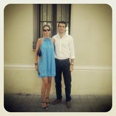 Photo taken at Ajuntament de Les Corts by Andrés C. on 7/20/2012