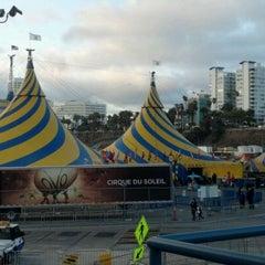 Photo taken at Ovo Cirque du Soleil by Annette H. on 3/25/2012