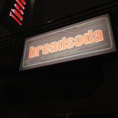 Photo taken at Breadsoda by A ?. on 4/21/2012
