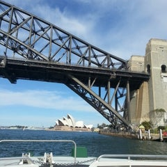 Photo taken at Circular Quay Ferry Terminal by James @. on 8/28/2012