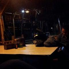 """Photo taken at Gubug Makan """"Mang Engking"""" by ChaYaL L. on 5/10/2012"""