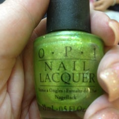 Photo taken at Fremont Nails by T B. on 4/21/2012