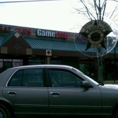 Photo taken at GameStop by Lyriq L. on 3/16/2012