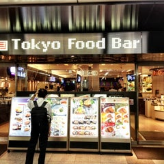 Photo taken at Tokyo Food Bar 秋葉原店 by Naotaka S. on 8/27/2012