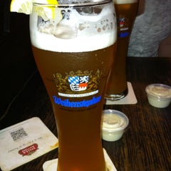 Photo taken at Croxley's Ale House by Jenny C. on 7/31/2012