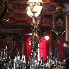 Photo taken at The Palace Saloon by Kate S. on 4/1/2012